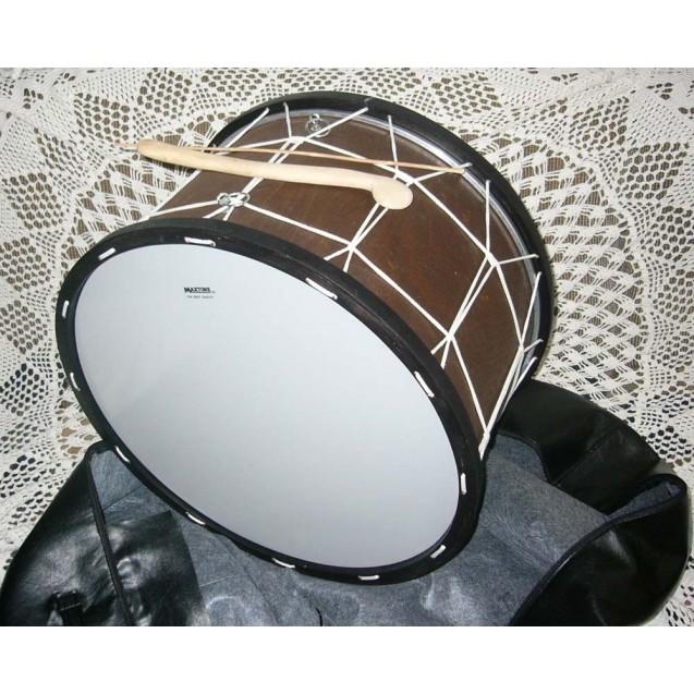BULGARIAN TRADITIONAL ETHNO DRUM TUPAN (DUVAL) 20